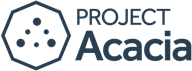 Project Acacia logomark