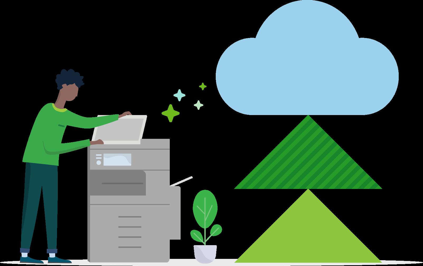 The cloud print services landscape