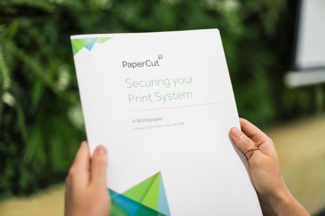 PaperCut security white-paper