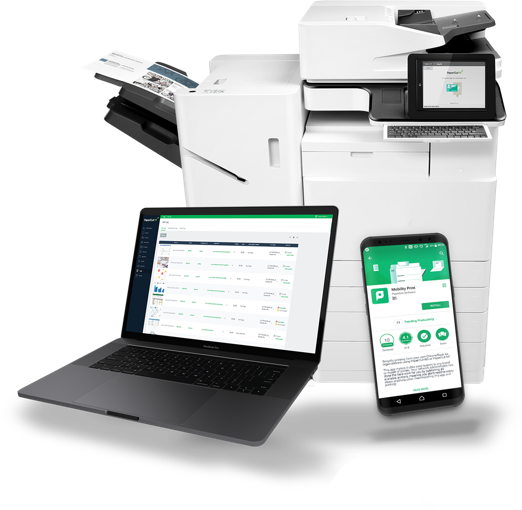 PaperCut MF print management solution for the legal industry