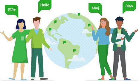 PaperCutin kumppaniverkosto on maailmanlaajuinen