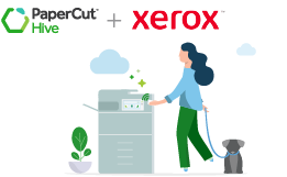 Hive Xerox full embedded app
