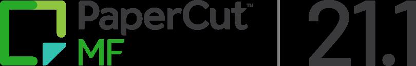 PaperCut MF 21.1 logo