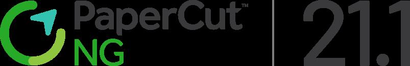 PaperCut NG 21.1 logo