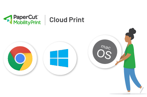 Mobility Print Cloud Print